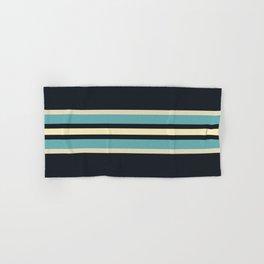 Fusahide - Classic 70s Retro Stripes Hand & Bath Towel