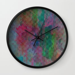 [dgD] Heart (fold) Wall Clock