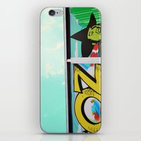 oz iPhone & iPod Skins featuring Oz by Bella Blue Photography