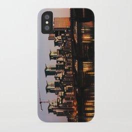 Vauxhall Twilight iPhone Case