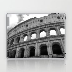 The Colosseum, Rome, Italy. Laptop & iPad Skin