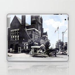 Historic Bardstown Carriage Laptop & iPad Skin
