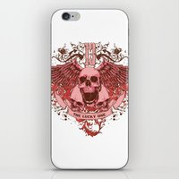 friday iPhone & iPod Skins featuring Friday by Tshirt-Factory