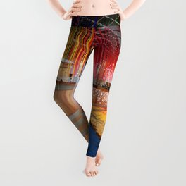 Vibrant Colours Leggings