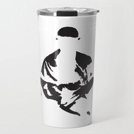 zenlightenment inverted Travel Mug