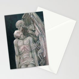 Kiss of Death Stationery Cards
