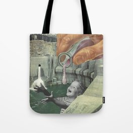 Dying of Thirst Tote Bag