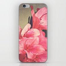 Strawberry Flowers iPhone & iPod Skin