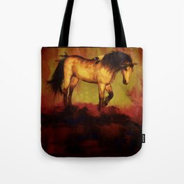 HORSE - Choctaw ridge Tote Bag