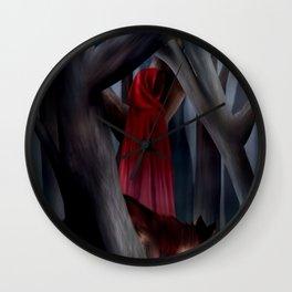 The Cloak of Rydynnton Wall Clock