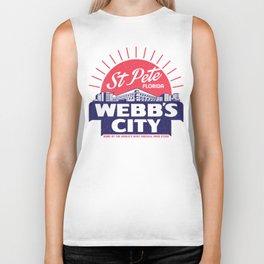 Webb's City Biker Tank