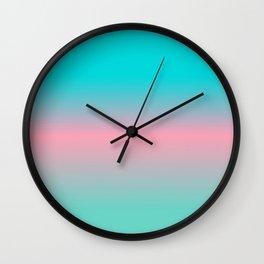 think bright Wall Clock
