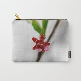 Red peach blossom Carry-All Pouch