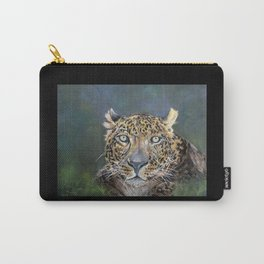 LEOPARD chalk pastel Carry-All Pouch