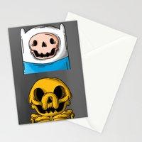 FJ Stationery Cards