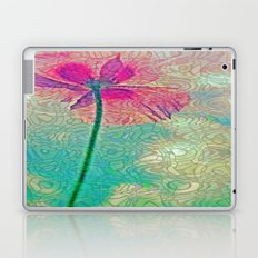 Surreal Poppy Pop Laptop & iPad Skin