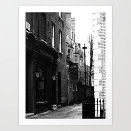London 3 Art Print