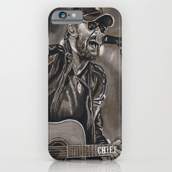 Eric Church iPhone & iPod Case