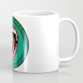 Eat Your Greens! Coffee Mug