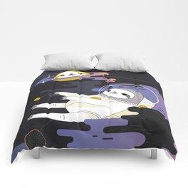 Planet Sloth Comforters