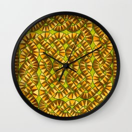 Snaky Wall Clock