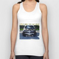 bmw Tank Tops featuring BMW E30 by Another Coat