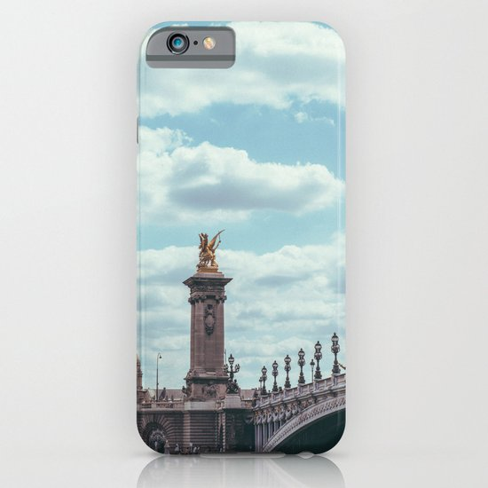Pont Alexandre III, Paris  iPhone & iPod Case