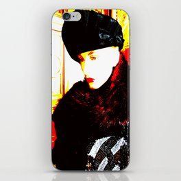 Cotton Club The Ice Queen iPhone Skin