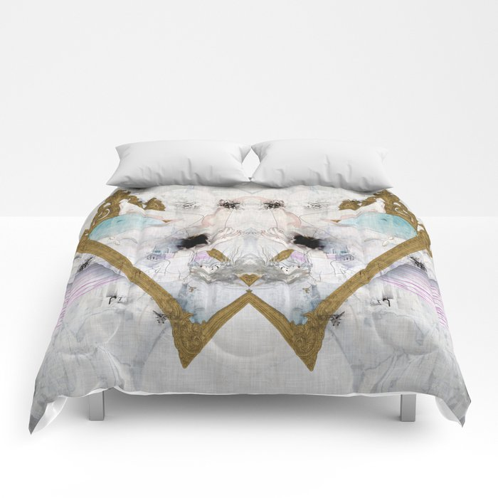 Looking-Glass Comforters