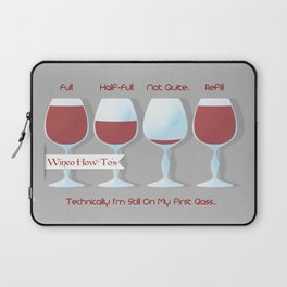 Wineo How To's Laptop Sleeve
