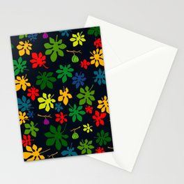 Fig Tree by Night Stationery Cards