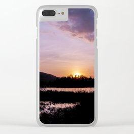 Natureza Clear iPhone Case