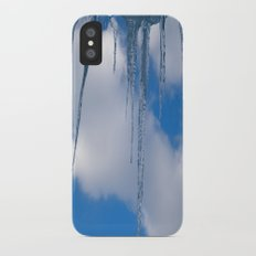 Frozen (for devices) iPhone X Slim Case