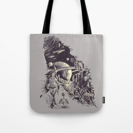 Stranded on Alpha Centauri Tote Bag
