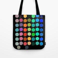 Darth Color Chart Tote Bag