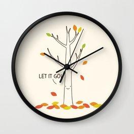 Autumn... Wall Clock