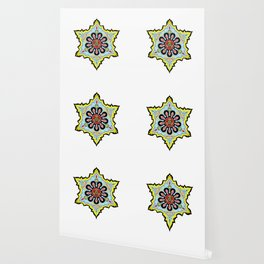 Alright linda belcher mandala kaleidoscope Wallpaper