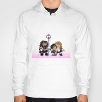 kili Hoodies featuring Sailor thorin, fili and kili by Rshido