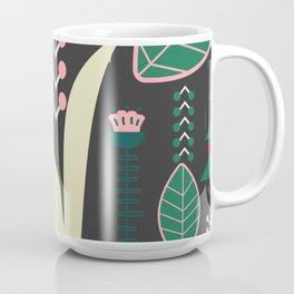 Traditional Christmas festival with fox Coffee Mug