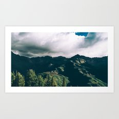 Telluride Colorado Art Print
