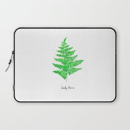 Lady fern Laptop Sleeve