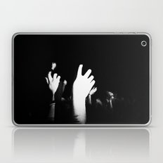 Hands In The Air Laptop & iPad Skin