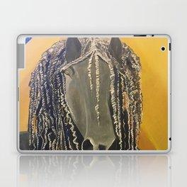 Yellow Horse Laptop & iPad Skin