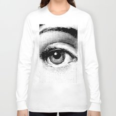Lina Cavalieri Eye 01 Long Sleeve T-shirt