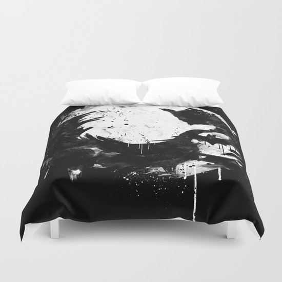 Dark Moon Duvet Cover