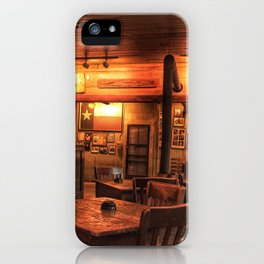 Gruene Hall Inside iPhone Case