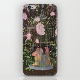 Free Yourself iPhone Skin