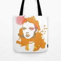 dorothy Tote Bags featuring Dorothy by BIG Colours