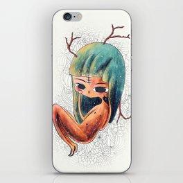 PROMESAS DE UN CIERVO iPhone Skin