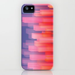 Dichroic Sample 273 iPhone Case